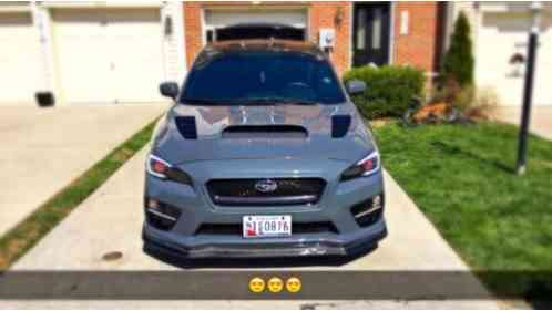 Subaru Wrx 2015 Hello I M Selling My The Car Is Painted A Custom Color