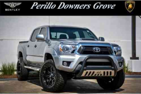 2015 Toyota Tacoma TRD Pro Package