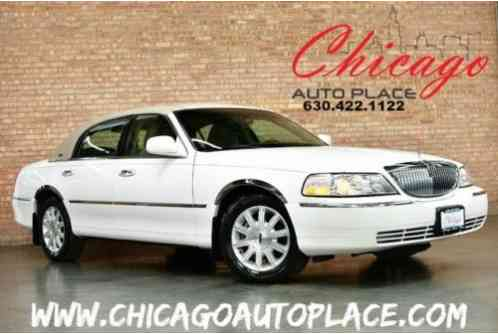 2011 Lincoln Town Car Signature Limited - CLEAN CARFAX LEATHER HEATED SE