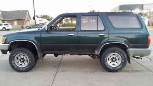 toyota 4runner 1995 sr5 v6 3 0l 152 000 miles on it cloth interior toyota 4runner 1995 sr5 v6 3 0l 152