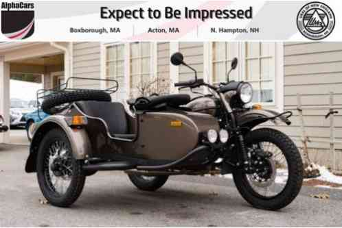 Ural Gear Up 2WD Bronze Classic (2018)