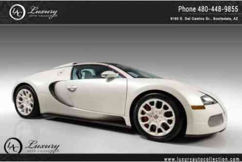 2011 Bugatti Veyron Grand Sport | Fresh Service | New Tires | New TPSM |