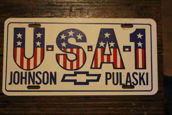 Lucas Chevrolet Columbia Tn >> Vintage Johnson Chevrolet Pulaski Tennessee Tenn TN Car