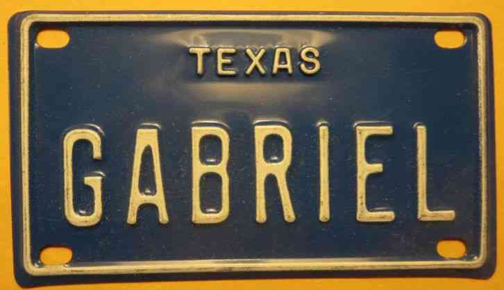 Texas U S Army Disabled Veteran Tx Graphic License Plate