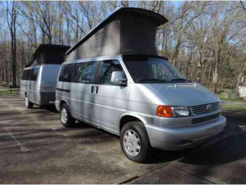 Volkswagen EuroVan Weekender & Full Camper PopTop with LIFT KIT (2003)