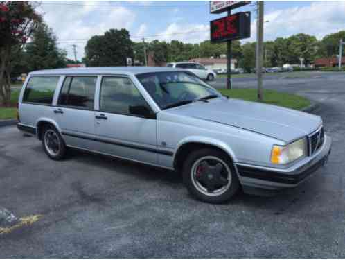 Volvo 740 Turbo 1991 Wagon 259k Miles