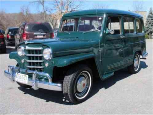 Willys Jeep Wagon -- (1950)
