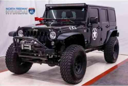 Jeep Wrangler Unlimited Sport (2015)