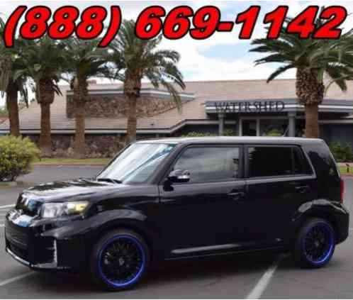 Scion xB Base 4dr Wagon 5M (2014)