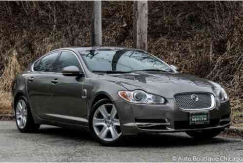 Jaguar XF XF Sedan 4D (2010)