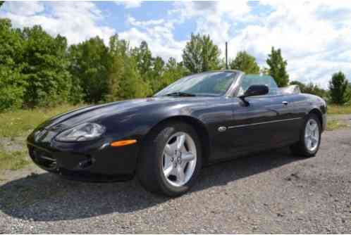 Jaguar XK8 Convertible (1999)